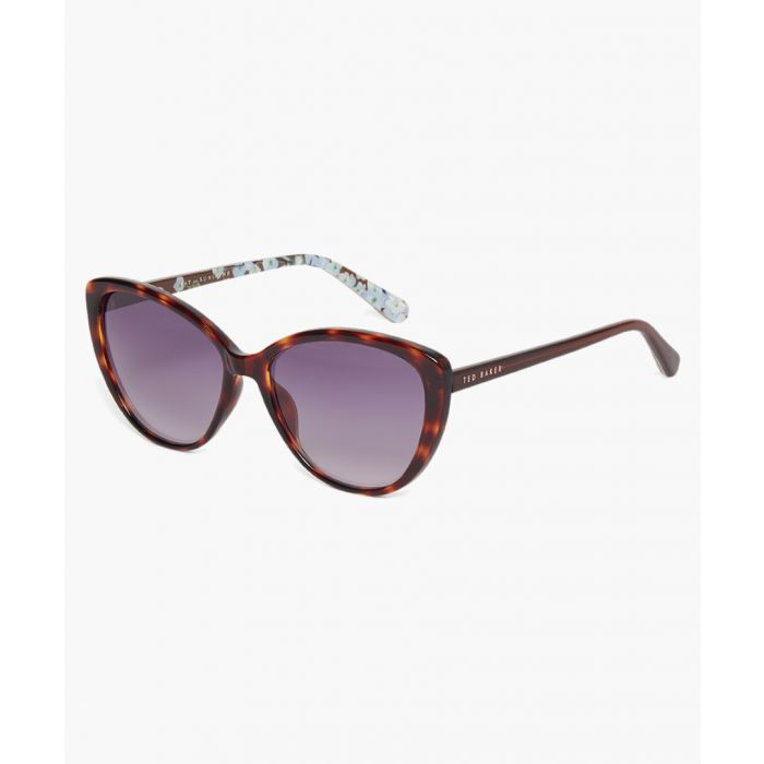 Image for Jazz brown sunglasses