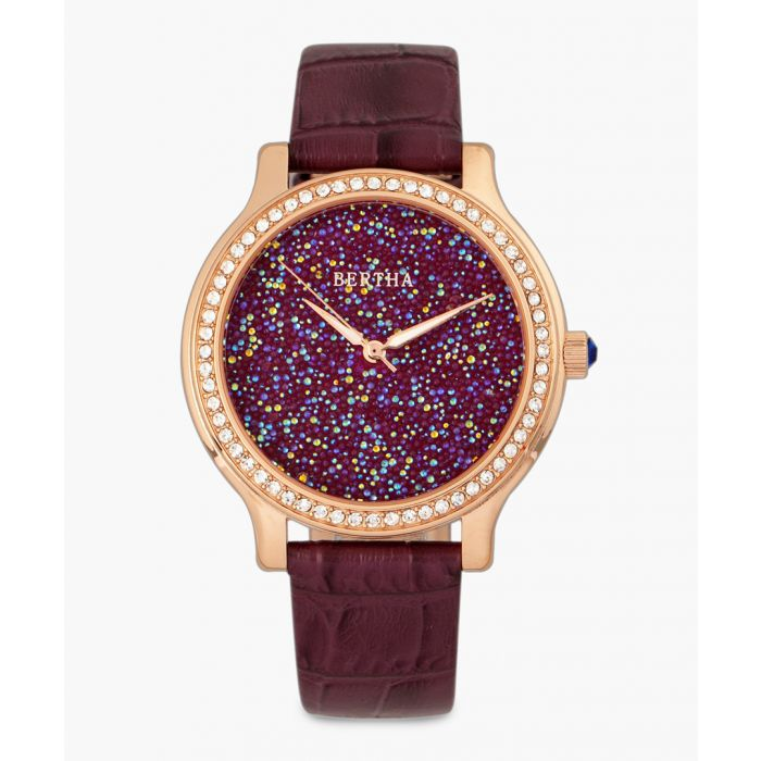 Image for Cora purple watch