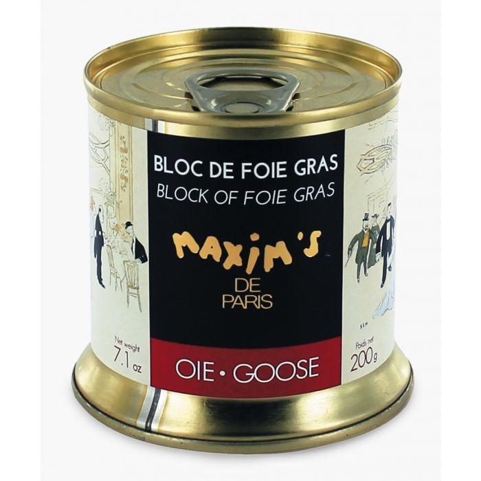 Image for Bloc of goose foie gras 200g