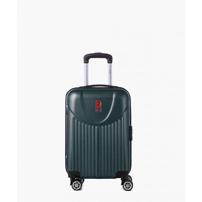 Image for 2pc Green spinner suitcase