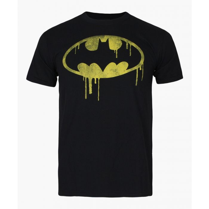 Image for Batman black cotton T-shirt