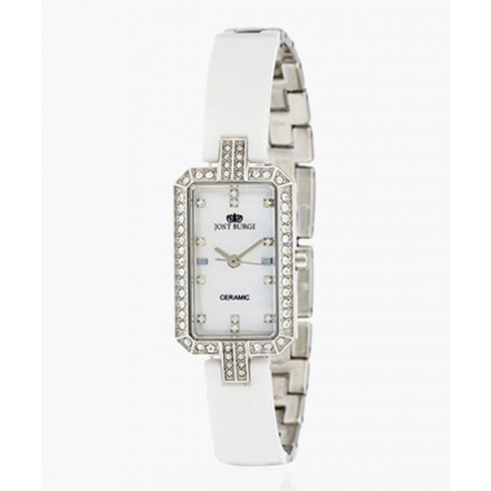 Image for LA 1920 white stainless steel watch