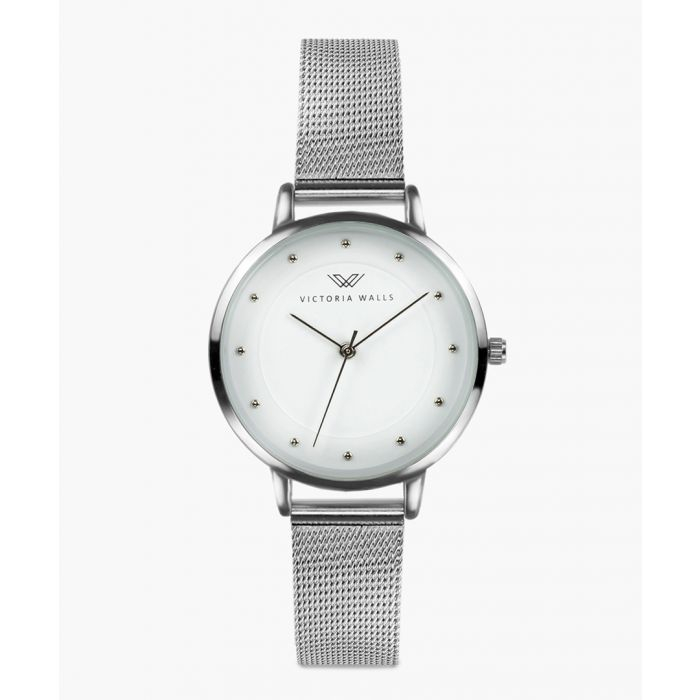 Image for Candice stainless steel analogue watch
