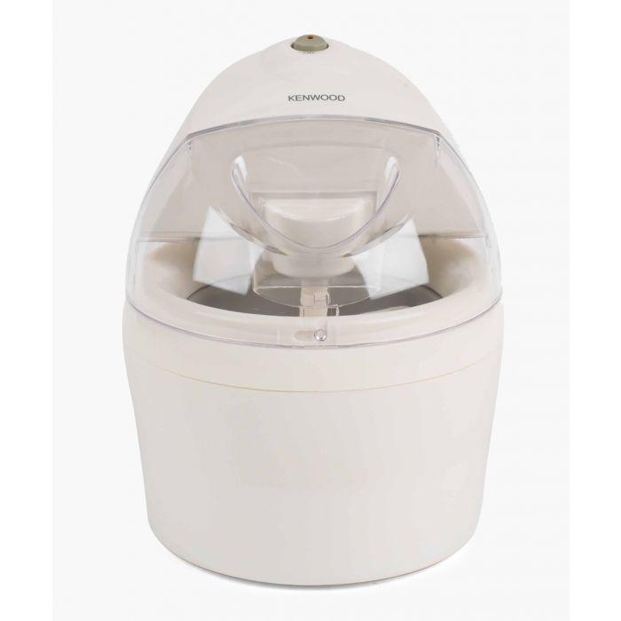 Image for White IM200 Electric Ice Cream Maker, 1.1 L, 8 W, White