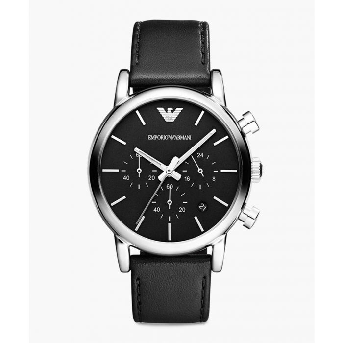 Image for AR1733 stainless steel case watch