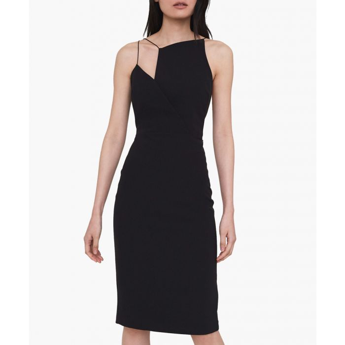 Image for The maxwell black dress