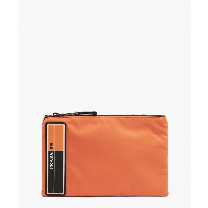 Image for Orange clutch
