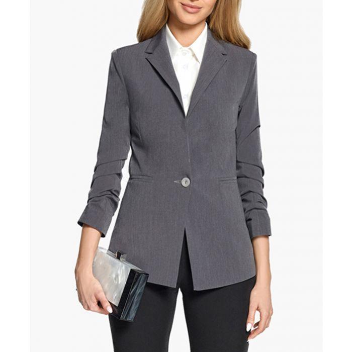 Image for Grey blazer