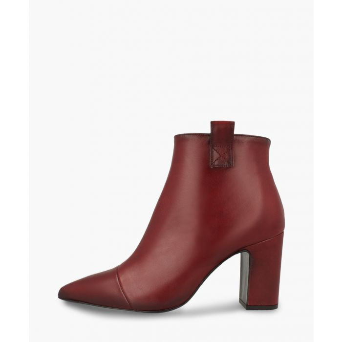 Image for Burgundy boots