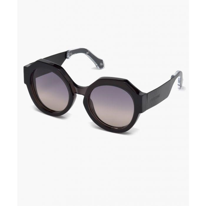 Image for Montelupo black sunglasses
