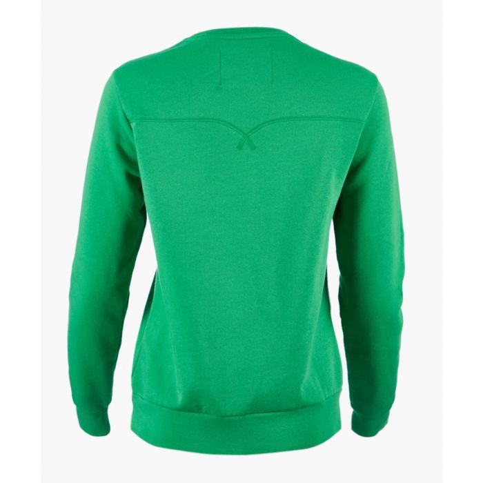 Image for Green jumper