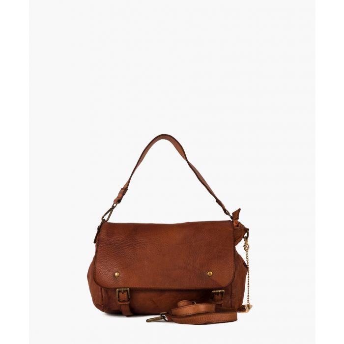 Image for Celina brown shoulder bag