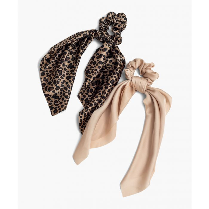 Image for 2pc hair scarf set
