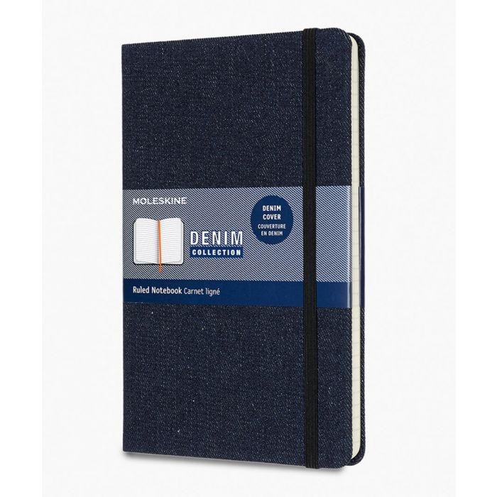 Image for Denim collection large notebook 13x21cm