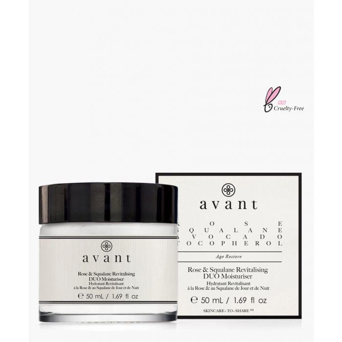 Image for 2pc rose & squalane revitalising moisturiser set
