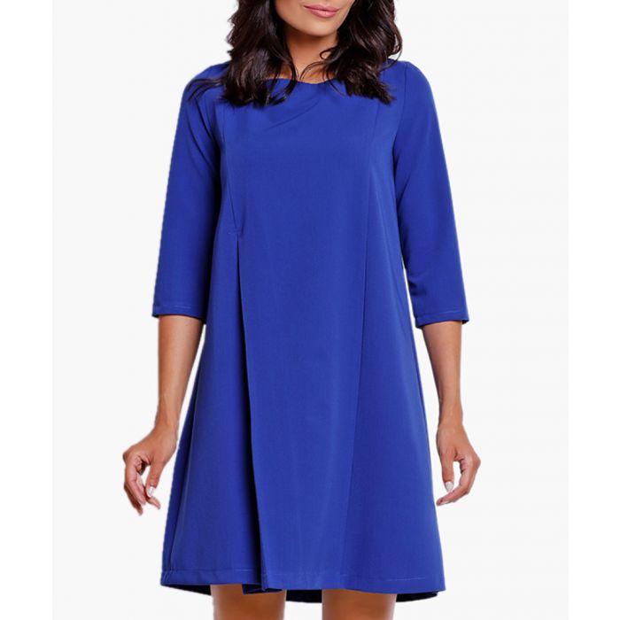 Image for Cobalt Woven Dress