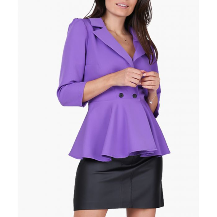 Image for Violet Woven Shirt