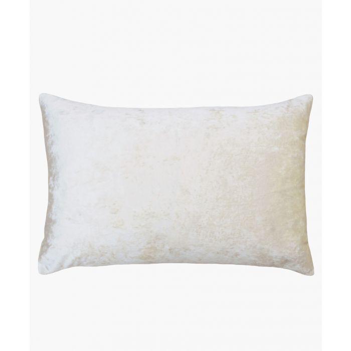 Image for Verona ivory cushion 40x60cm