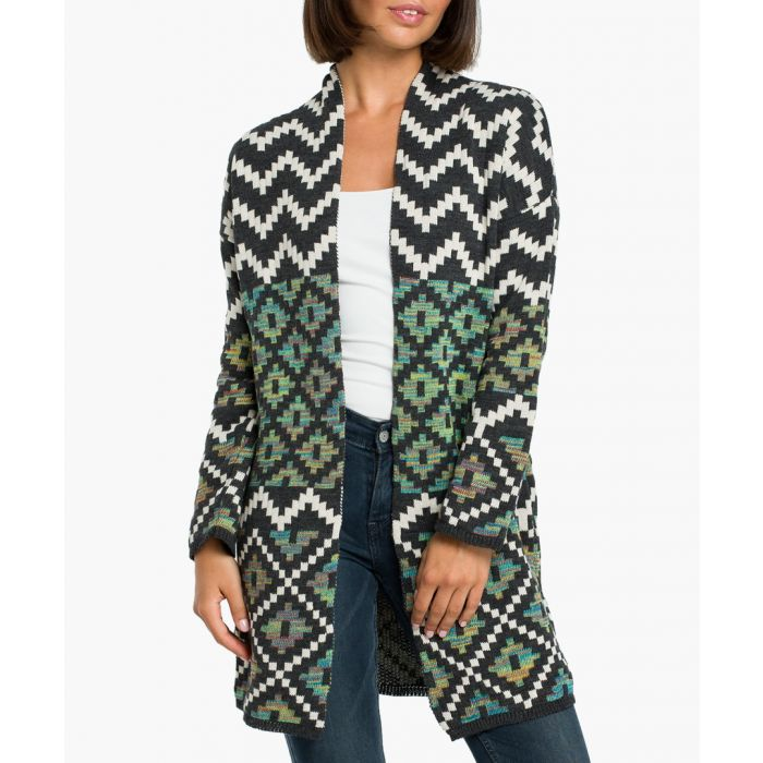 Image for Green cardigan