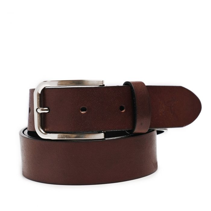Image for Brown leather belt