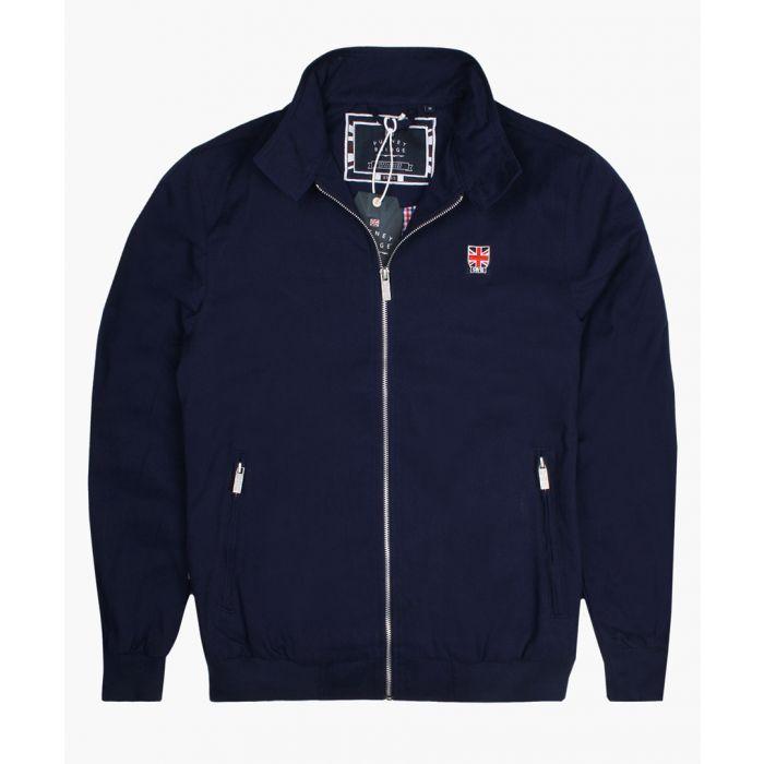Image for Oxford Harrington navy jacket