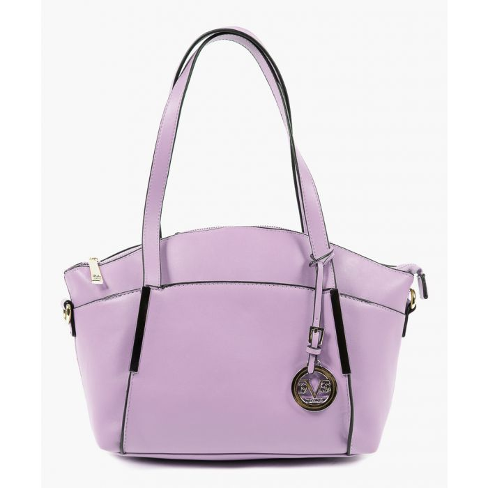 Image for Purple shoulder bag