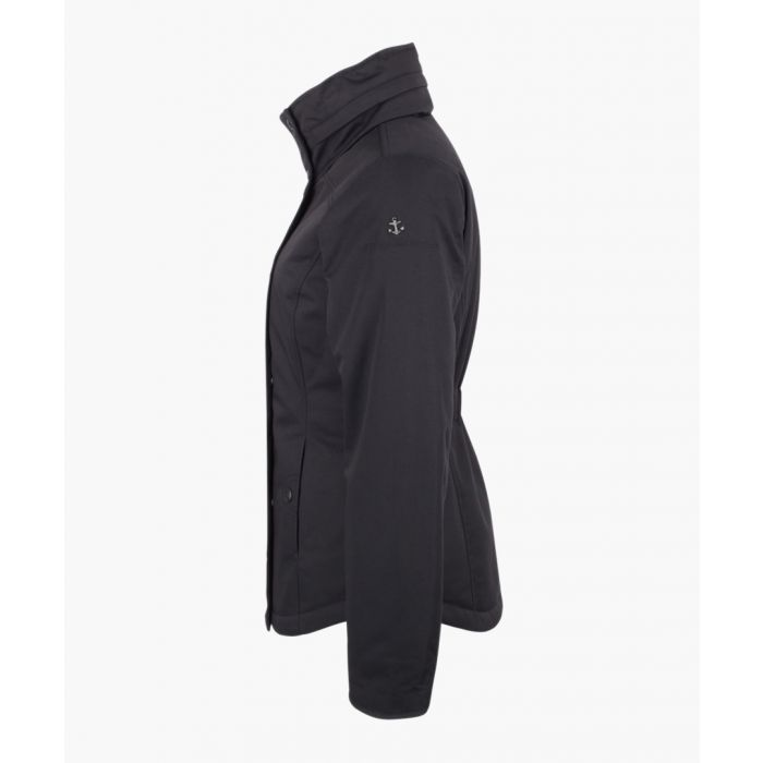 Image for Black anorak