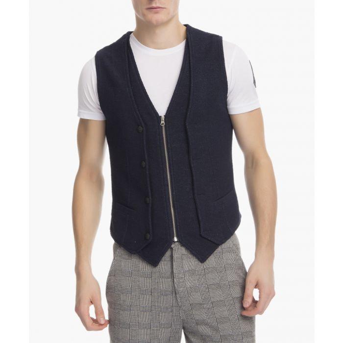 Image for Navy vest