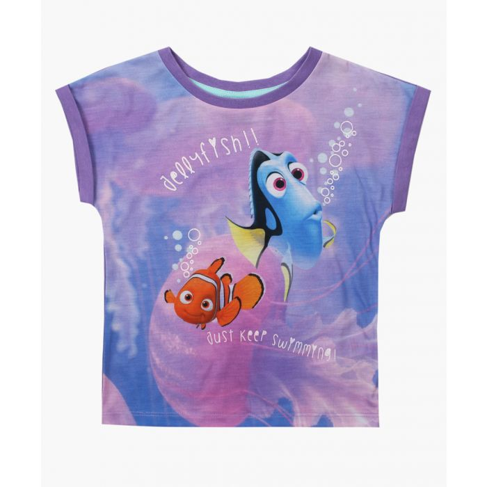 Image for Finding Dory multi-coloured T-shirt