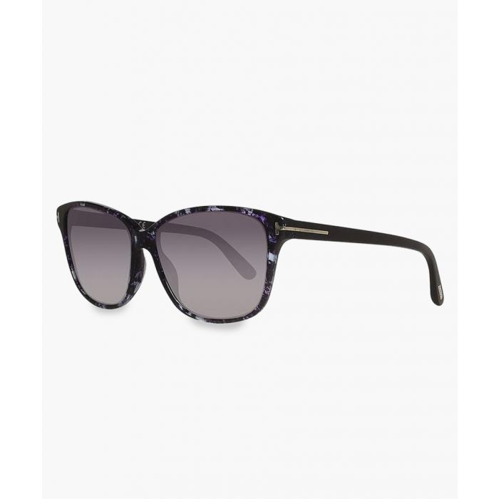 Image for Dana black sunglasses