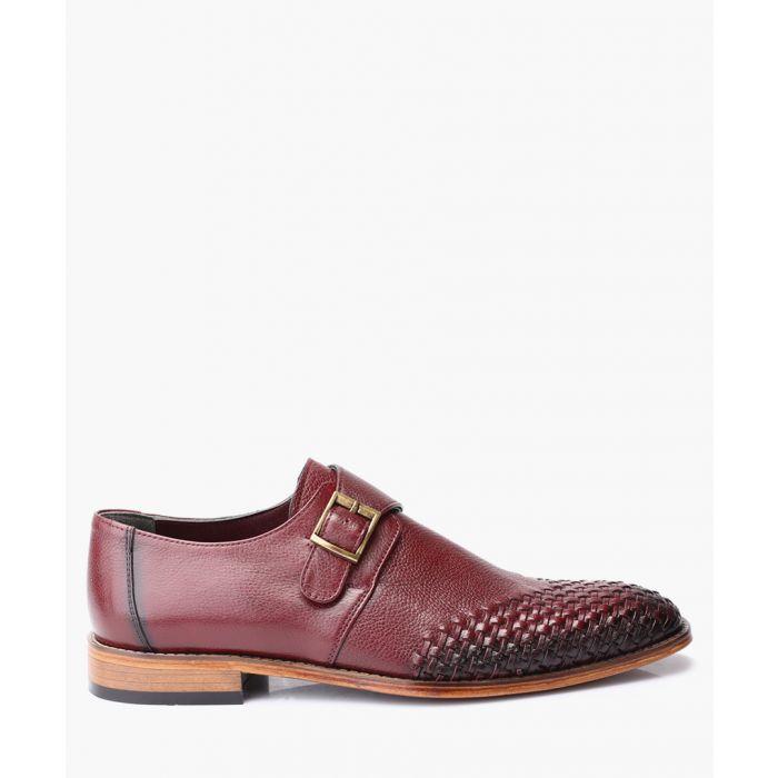 Image for Men's bordeaux Derby shoes