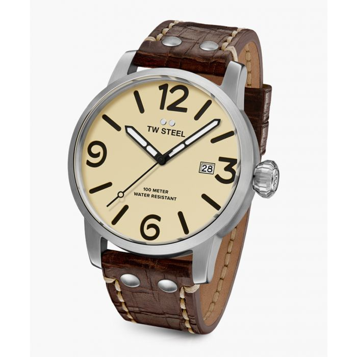 Image for Maverick brown watch
