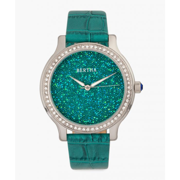 Image for Cora teal watch