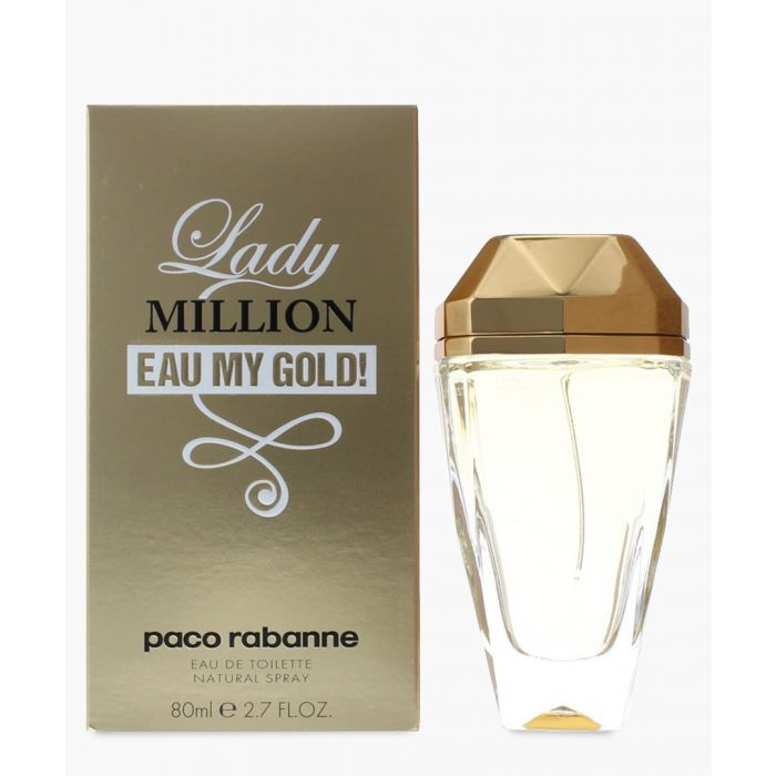 Image for Lady Million Eau My Gold 80mlEdt