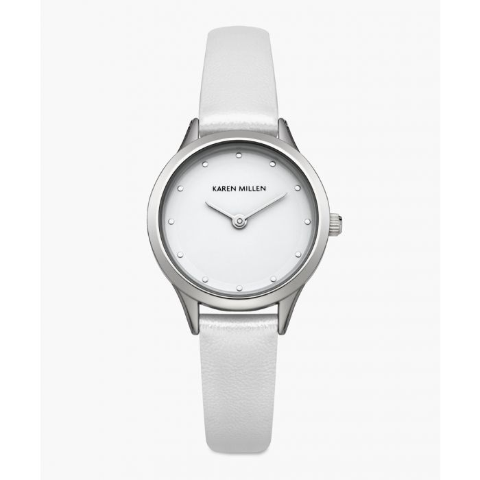 Image for Karen Millen white watch