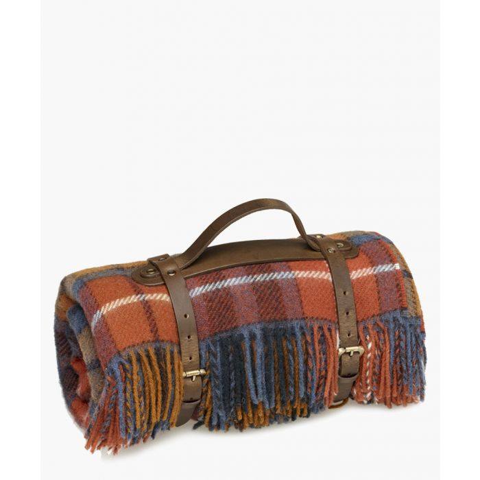 Image for Antique Buchanan pure wool throw