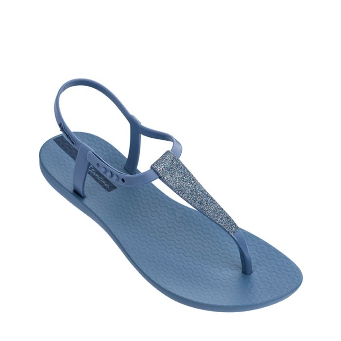 Image for Pop Glitter 21 blue sandals