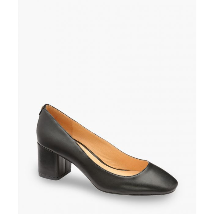 Image for Ravel heel black pu