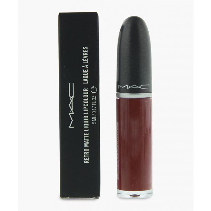 Image for Choco tease retro matte liquid lipcolour