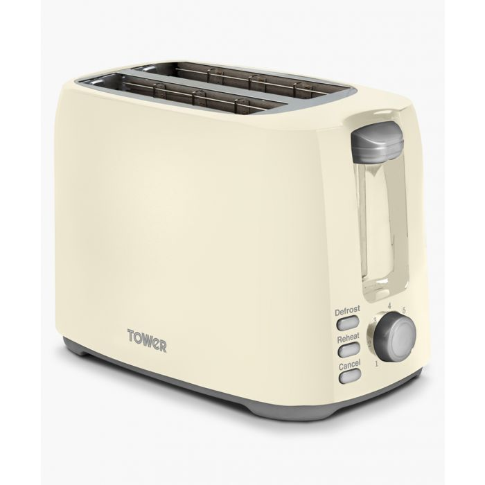 Image for 2-Slice cream toaster