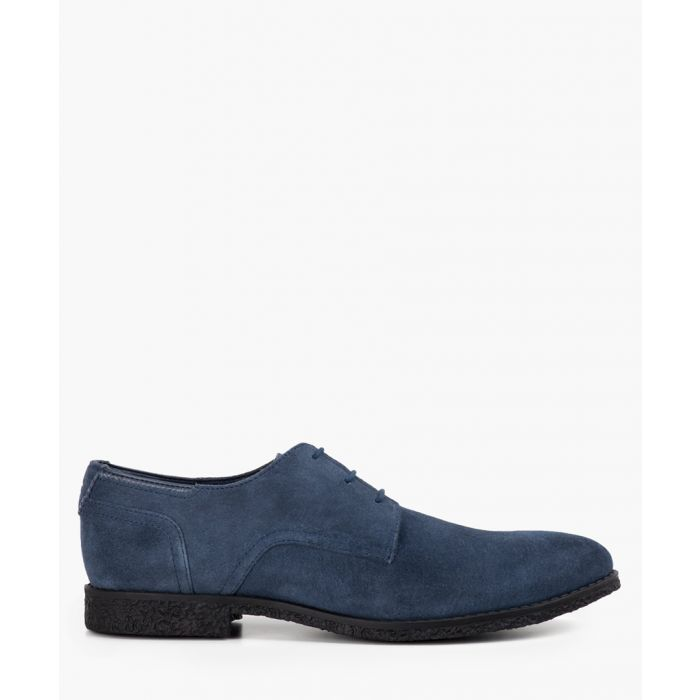 Image for Navy blue Oxford shoes