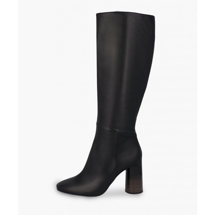 Image for Black heeled boots
