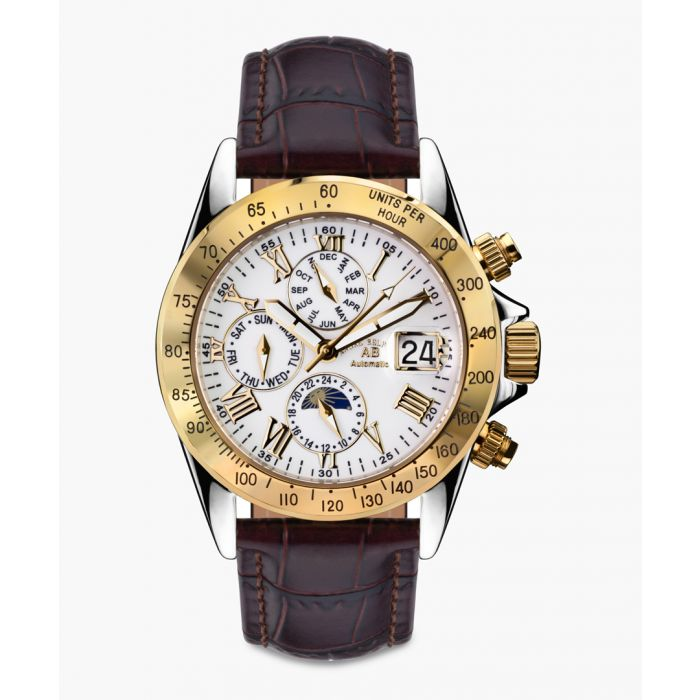 Image for Le Capitaine brown watch