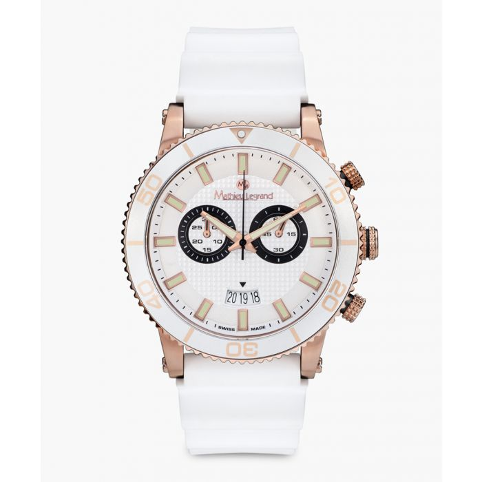 Image for Immergee white watch