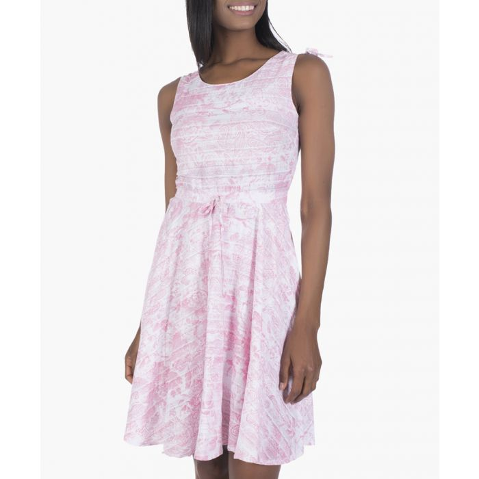 Image for Pink cotton dress
