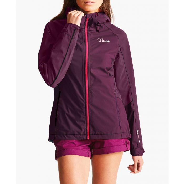 Image for Recourse II purple jacket