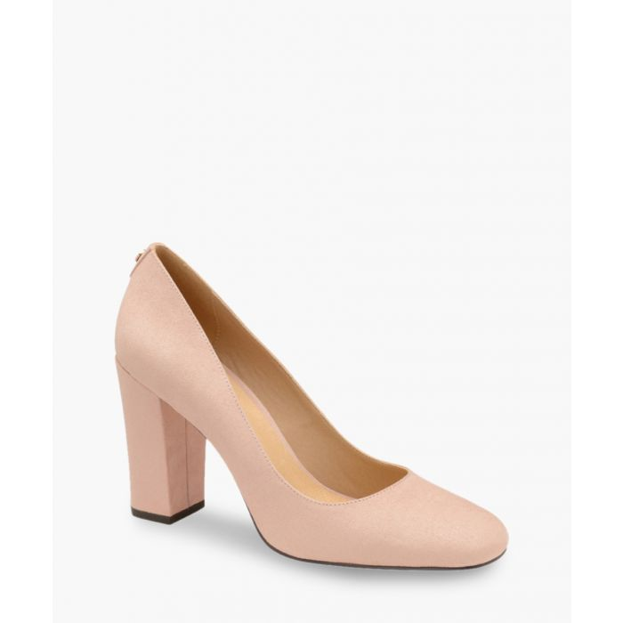 Image for Ravel heel nude imi suede