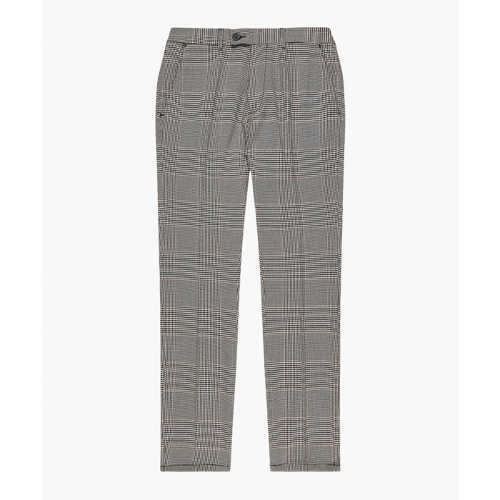 Image for Check skinny trousers
