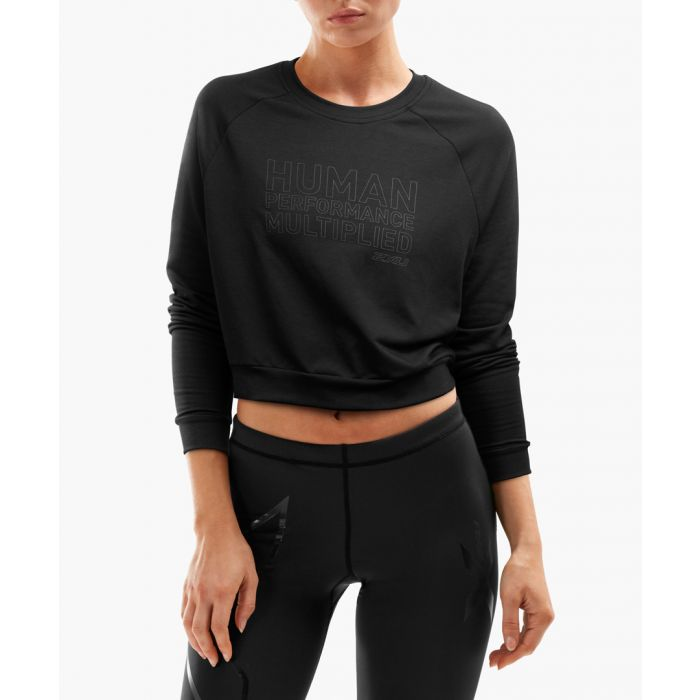 Image for URBAN L/S Crop Sweat