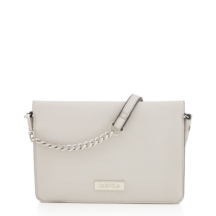 Image for Erica light grey bag